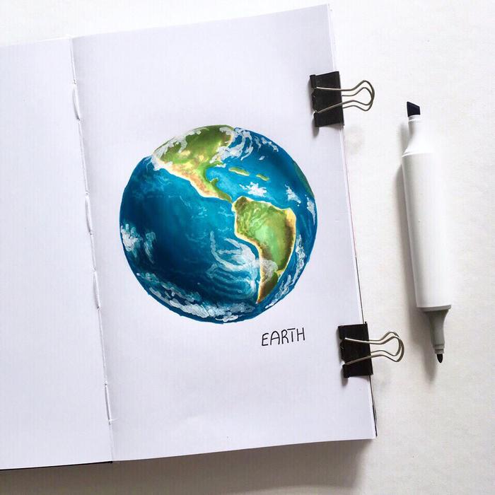 С Днём Земли, товарищи! ;)