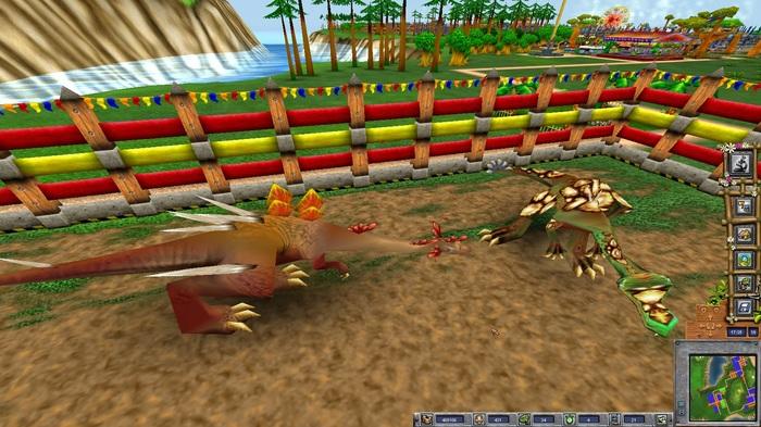 Магнат юрского периода Компьютерные игры, Динозавры, Стратегия, Игры, Длиннопост