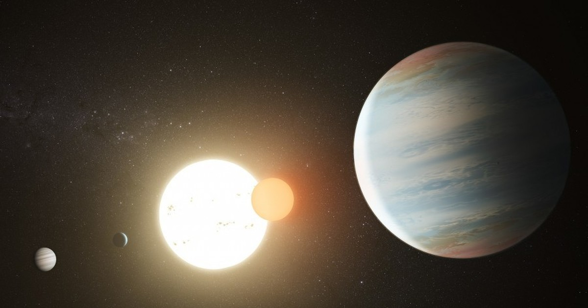new planet discovery - HD1920×1080