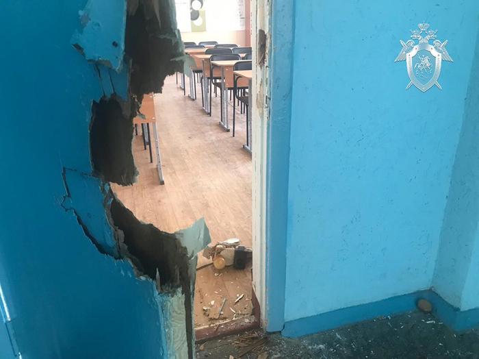 Бастрыкин: причиной массового расстрела в колледже Керчи стало имущественное неравенство Керчь, Колумбайн, Росляков, Длиннопост
