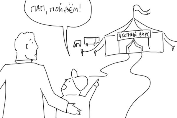 Честный цирк Duran, Комиксы, Цирк, Длиннопост