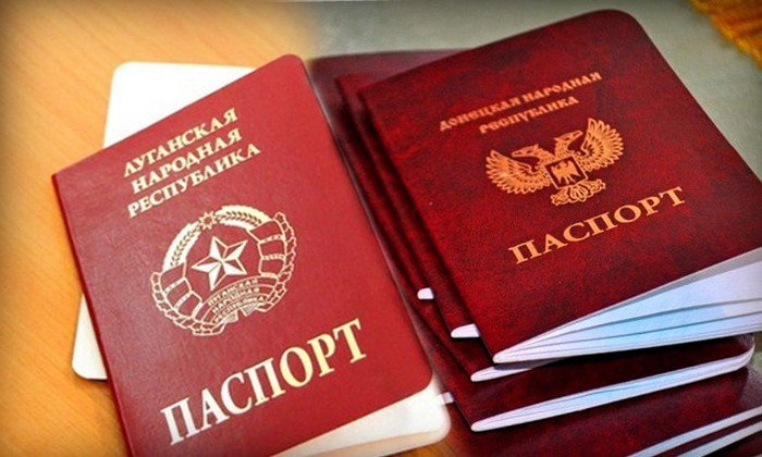 Указ подписан: жители ЛДНР смогут получить паспорта РФ Политика, Россия, ЛНР, ДНР, Донбасс, Паспорт, Украина, Путин