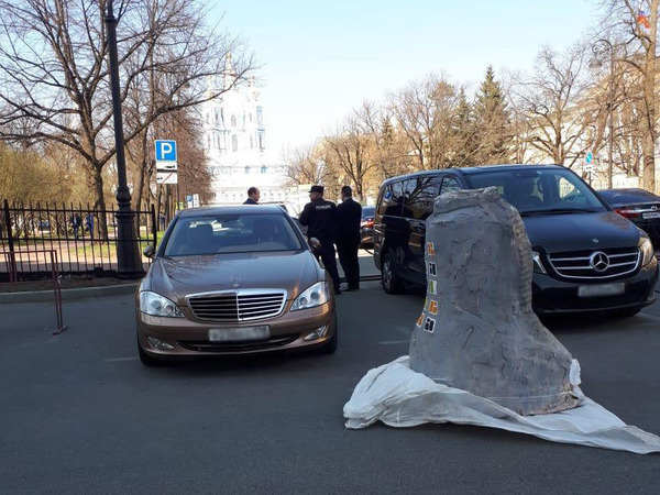 Беглов не оценил юмор: креативный митинг в Питере закончился задержанием людей Санкт-Петербург, Митинг, Беглов, Длиннопост, Негатив