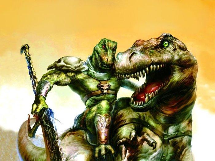 Доисторические войны Компьютерные игры, Динозавры, Фэнтези, Игры, Длиннопост