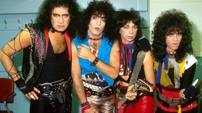 Легенда рока Поцелуй, Рок, Молодость, Музыка, Видео