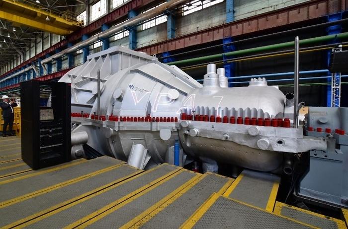 УТЗ впервые в России изготовил турбину для мусоросжигательных заводов компании РТ-Инвест Ротэк, Уральский турбинный завод, Импортозамещение, Россия, Производство, Российское производство, Новости