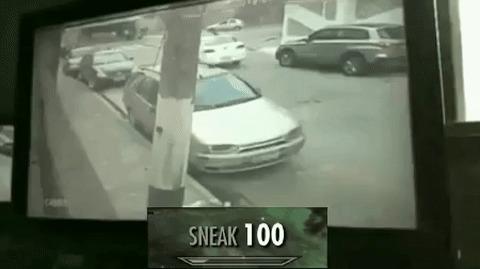 Как уйти от полиции