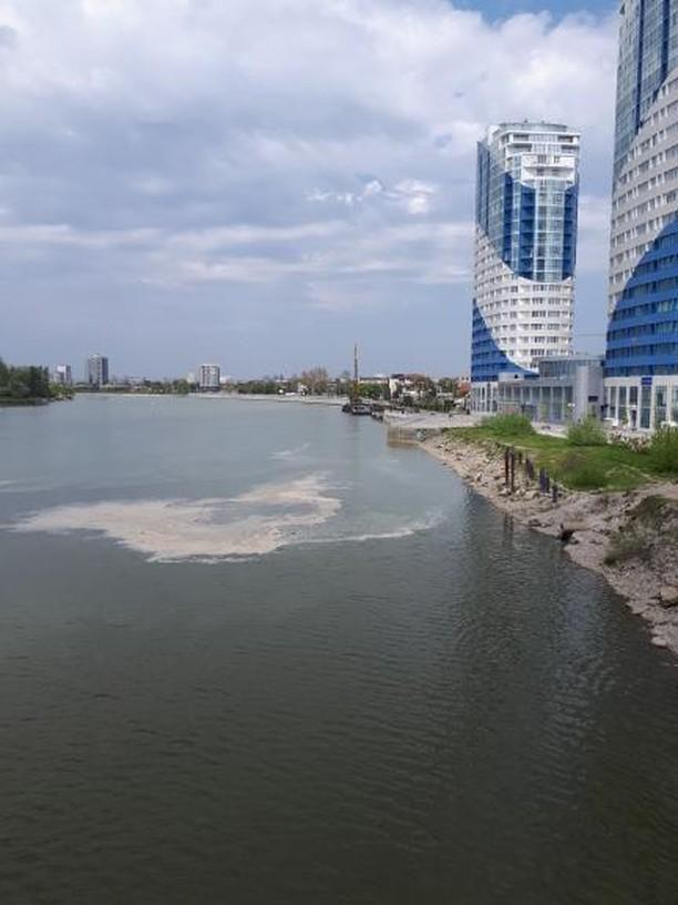 Экология юга России Экология, Река, Краснодар, Длиннопост