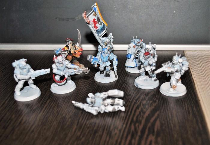Детское увлечение Warhammer 40k, Увлечение, Подростки, Длиннопост