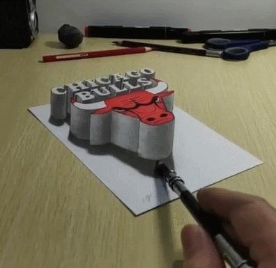 3D-рисунок