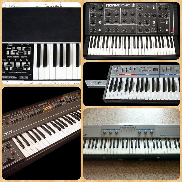 У кого-то до сих пор булькают Малыгин, Синтезатор, Советский, Музыка, Музыкальные инструменты, Виа, Клавишные, Ансамбль, Длиннопост