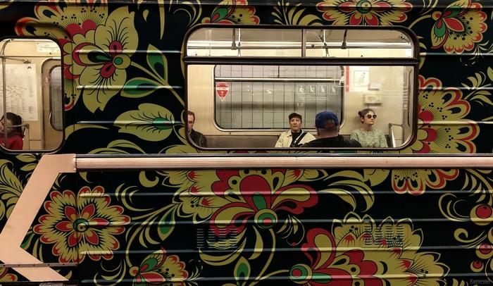 Русский народный транспорт Транспорт, Цветы, Photoshop, Длиннопост