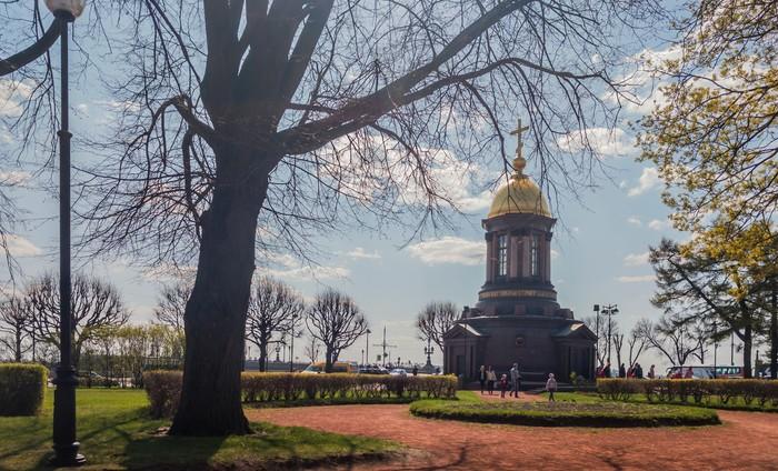 Храм-часовня Святой Троицы