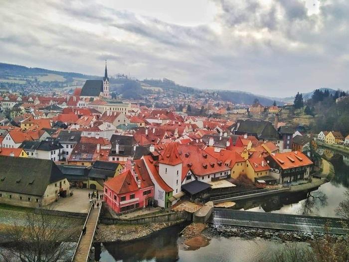 Новогодняя и Рождественская Чехия - неповторимая атмосфера праздника в волшебном городе. Путешествия, Длиннопост, Фотография, Туризм, Чехия, Прага, Путешествие в Европу, Новый Год, Рождество