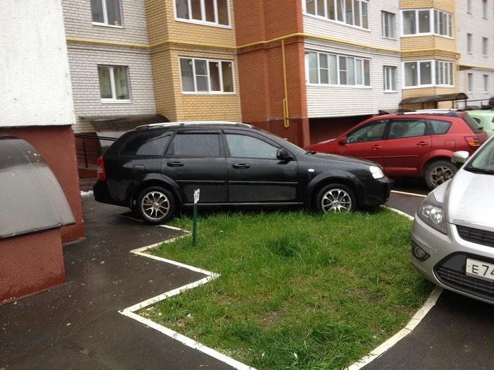 О стоянке личного автотранспорта Парковка, Неправильная парковка, Стоянка