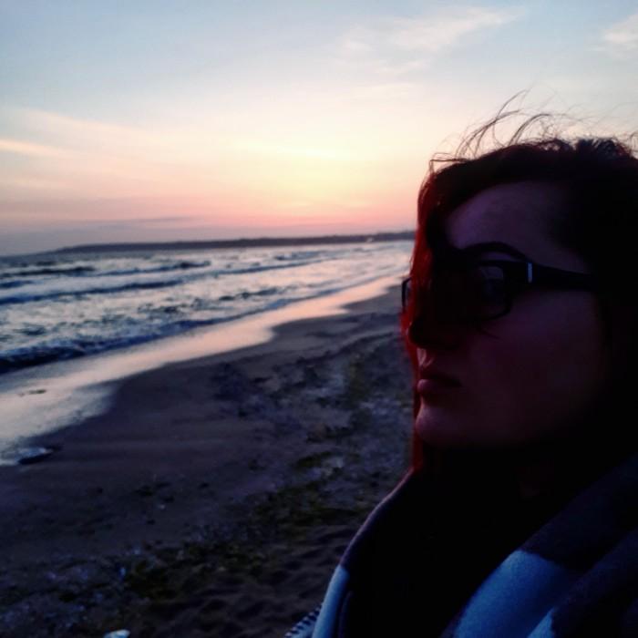 Рассвет в Одессе длиннопост Длиннопост, Море, Черное море, Одесса, Рассвет, Рассветы и закаты, Фотография, Видео