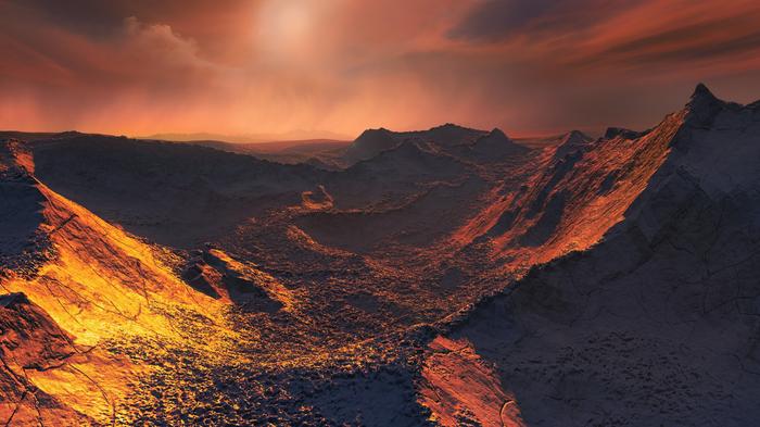 Причина обитаемости планеты кроется в ее внутренних процессах Новости, Исследование, Наука, Планета, Длиннопост