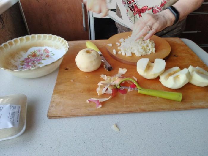 Пирожки Длиннопост, Кулинария, Бабушки и дедушки, Совместная готовка, Пирожок