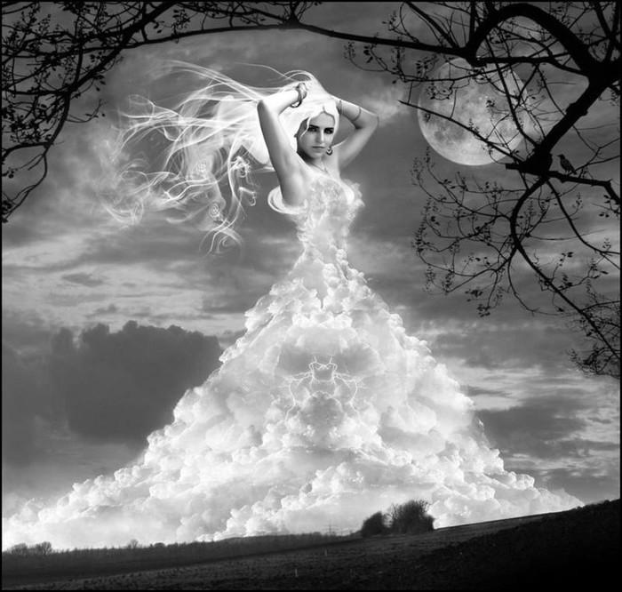 Звон серебряного дерева Фантазия, Мистическое, Длиннопост