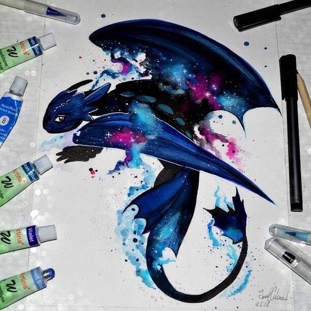 Беззубик :3 Беззубик, Как приручить дракона, Рисунок, Фотография, Instagram