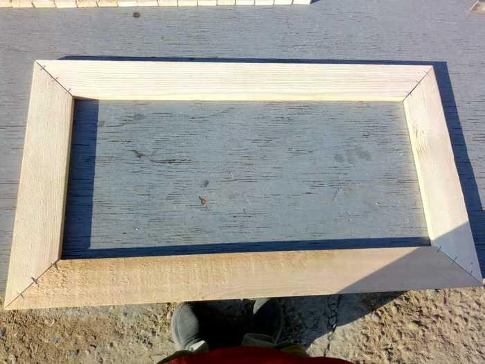 Диванный столик для ноутбука Стол, Диванный столик, Дерево, Работа с деревом, Мебель, Длиннопост