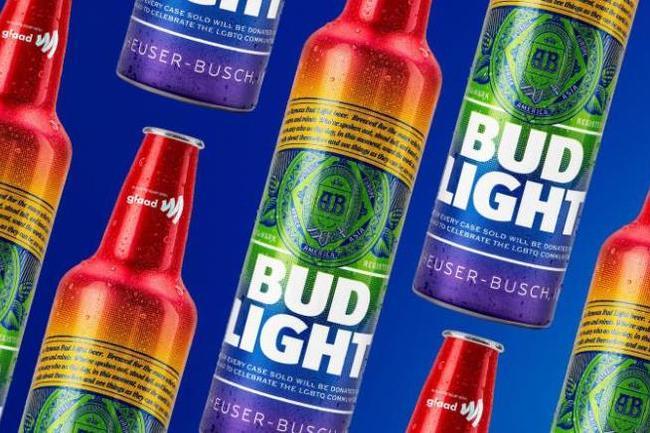 ЛГБТ-пиво Bud Light Пиво, ЛГБТ, Геи