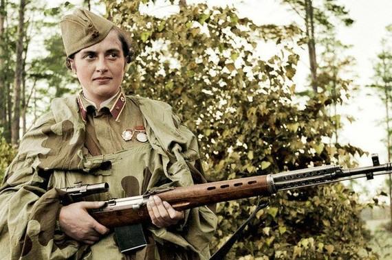 Лучший снайпер всех времён и народов Снайперы, Участники ВОВ, Война, Женщины на войне, Женщина
