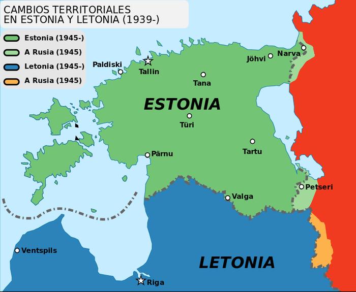 Как бы смешно это не звучало Политика, Эстония, Россия, Новости