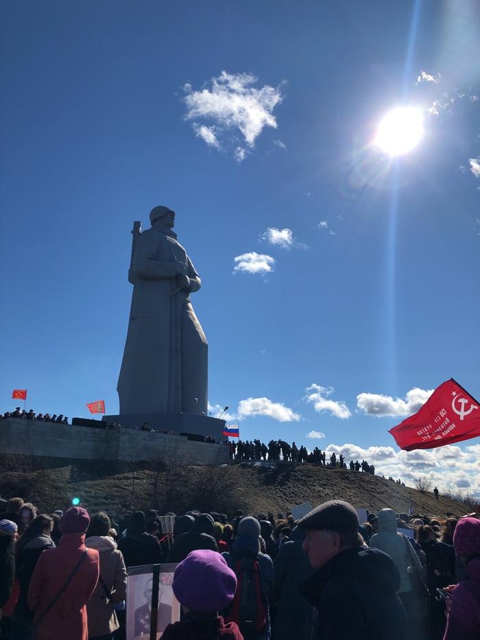 С праздником, друзья! 9 мая, День Победы, Мурманск