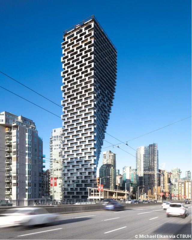 На одной ноге Ванкувер, Канада, Архитектура, Здание, Необычное, Современная архитектура