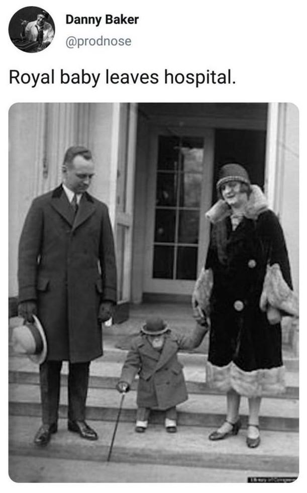 Британского ведущего уволили с BBC за сравнение королевского младенца с обезьяной. Журналисты, Twitter, BBC, Увольнение, Королевская семья, Меган Маркл