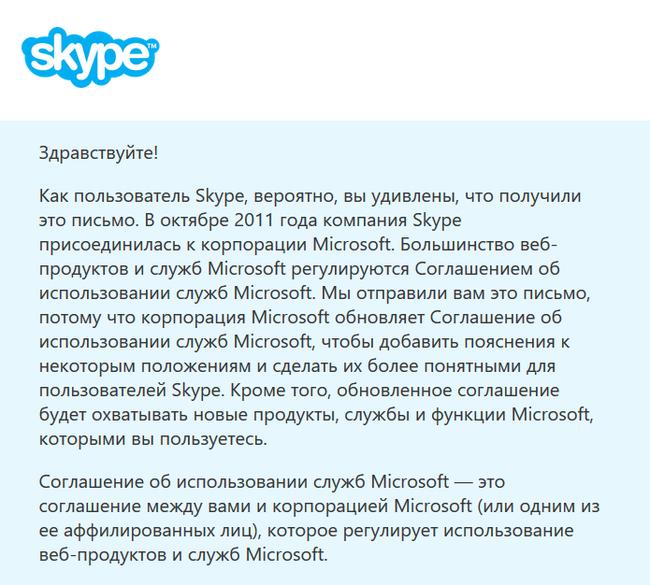 Скайп - начало конца... Skype, Microsoft, Покупка