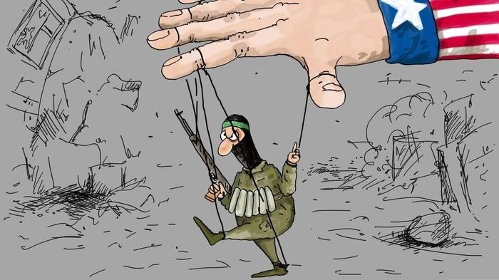 Террористический миф Афганистана. Миф или результат работы Западных спецслужб? Афганистан, США, Терроризм, Пособники