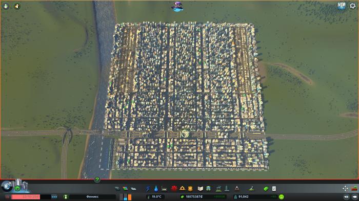 Максимальный уровень в пределах клетки - Cities: Skylines Cities: Skylines, Город клетка, Длиннопост