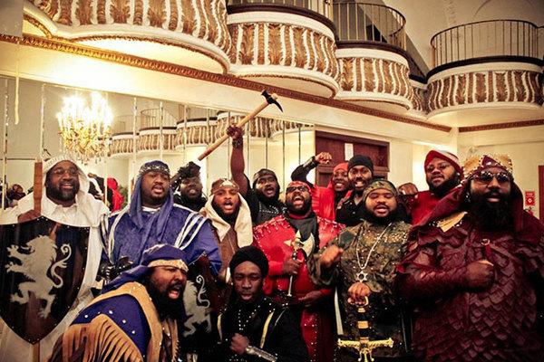 Удивительное рядом Афроамериканцы, Иудеи, Субкультуры, Костюм, Религия