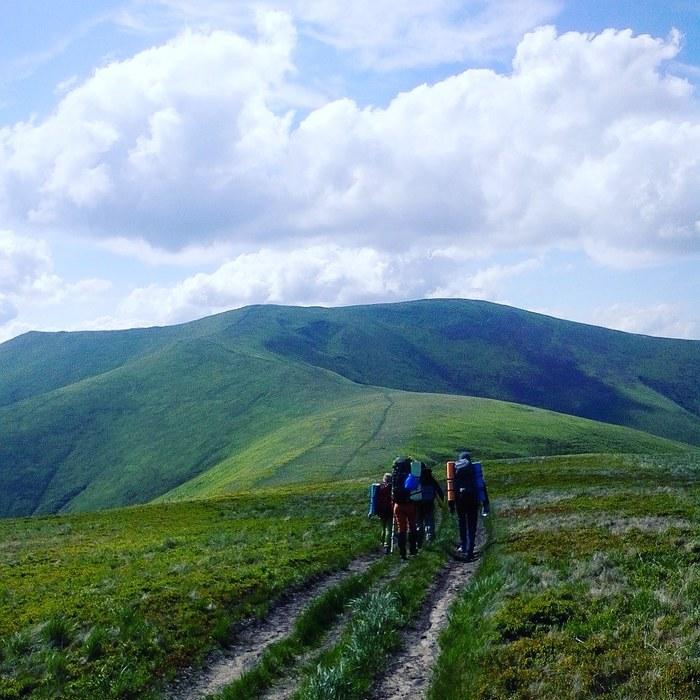 Немного Карпатских красот Карпаты, Горы, Природа, Длиннопост