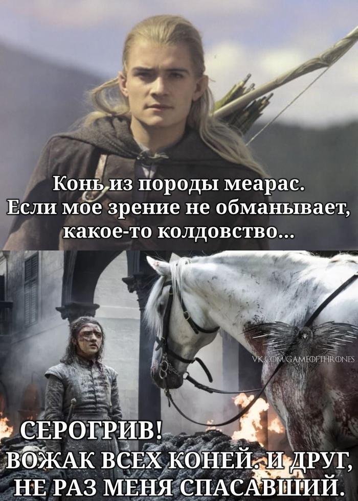 Непростая лошадка