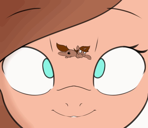 Прыг-прыг-прыг My Little Pony, Angrylittlerodent, Гифка, Original Character