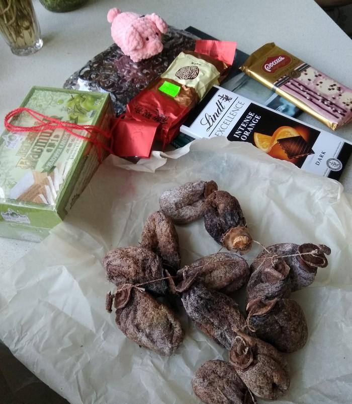 Наверное глупо, но я прослезилась))) Новогодний обмен подарками, Альтруизм, Отчет по обмену подарками, Длиннопост