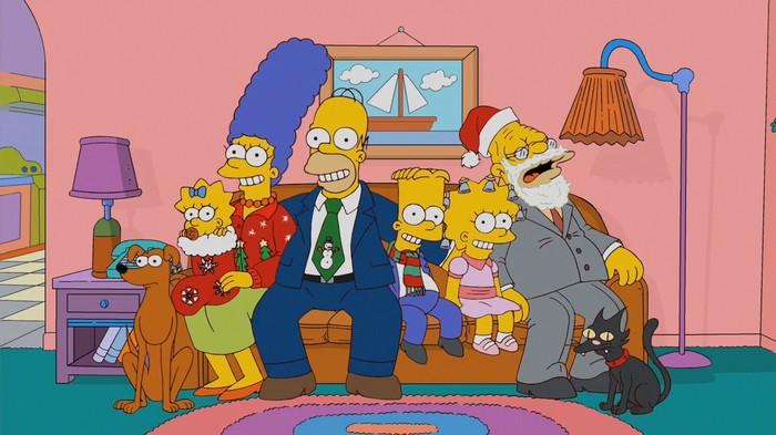 Симпсоны на каждый день [15_Мая] Симпсоны, Каждый день, День семьи, Семья, Длиннопост