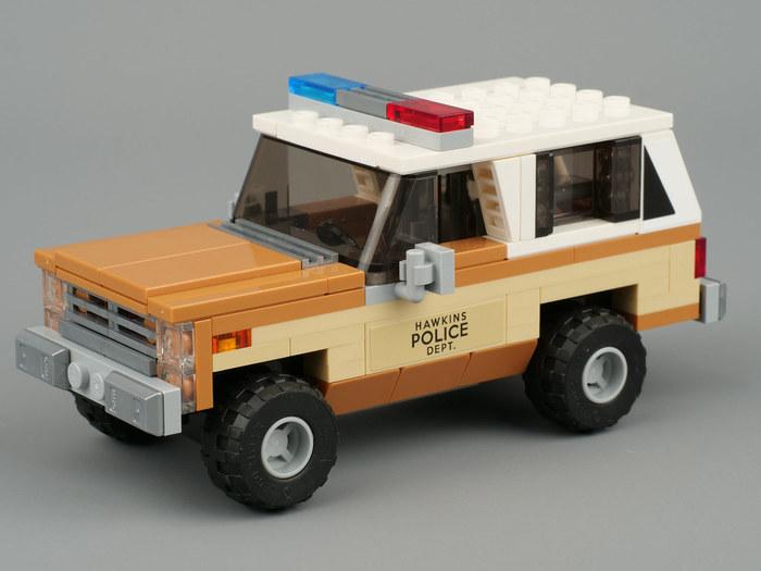 LEGO Stranger Things75810 The Upside Down LEGO, Очень странные дела, Netflix, Длиннопост