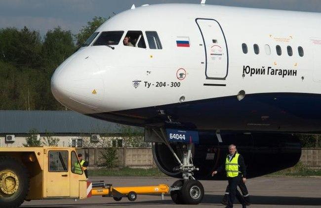 Центр подготовки космонавтов получил второй Ту-204-300 Авиация, Ту-204, Роскосмос, Туполев