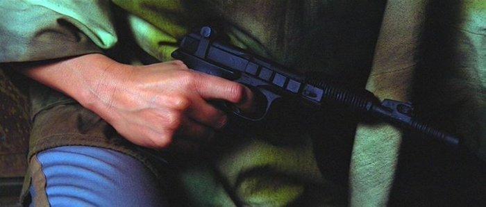 Оружие в некоторых фильмах Длиннопост, Оружие, Вещи из фильмов, Как это сделано, Текст плюс фото, Секреты кино, Фото из кино