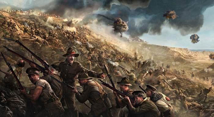 Высота Ататюрка: военный дар турецкой нации Длиннопост, История, Война, Турция, Видео