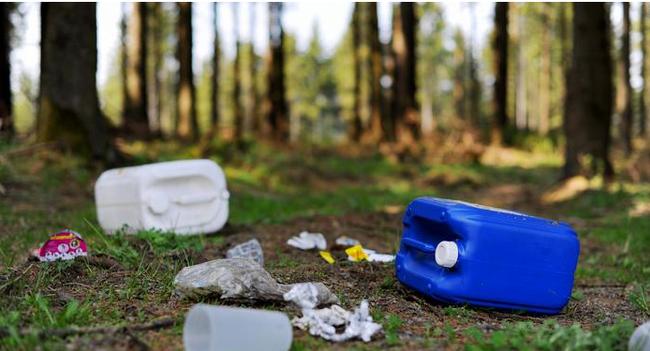 Штрафы — залог чистоты Германия, Мусор, Переработка мусора, Экология, Штраф