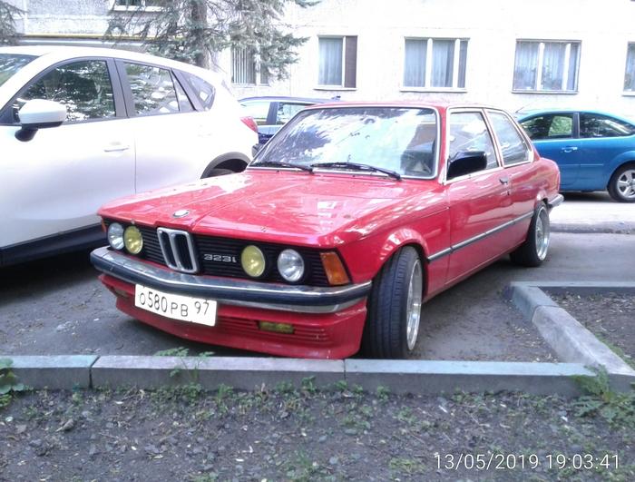 Трешка BMW BMW, Ретро