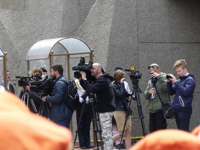 Cотрудники СМИ со стороны СМИ, Журналистика, Взгляд со стороны, Длиннопост