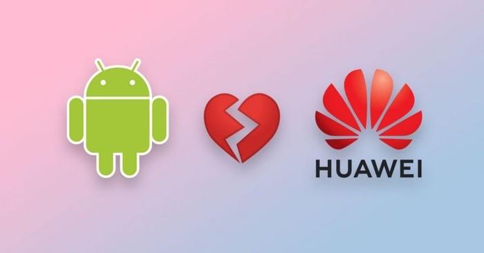 Телефоны Huawei останутся без Android и сервисов Google Google, Huawei, Новости