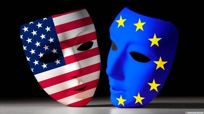 Конец мифа о Евросоюзе: стало известно, как Америка сделала Европу вассалом Новости, Евросоюз, Франция, История, Длиннопост, Политика