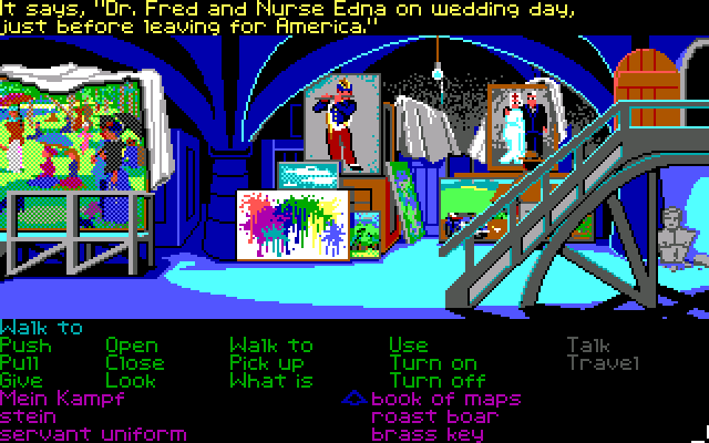 8af11d645 Indiana Jones and the Last Crusade: The Graphic Adventure. Часть 2. 1989,